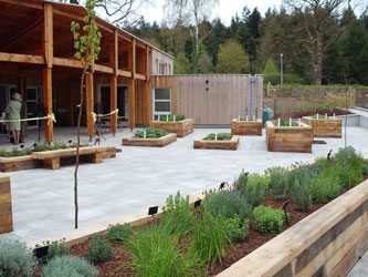 RHS Rosemoor, Peter Buckley Learning Centre